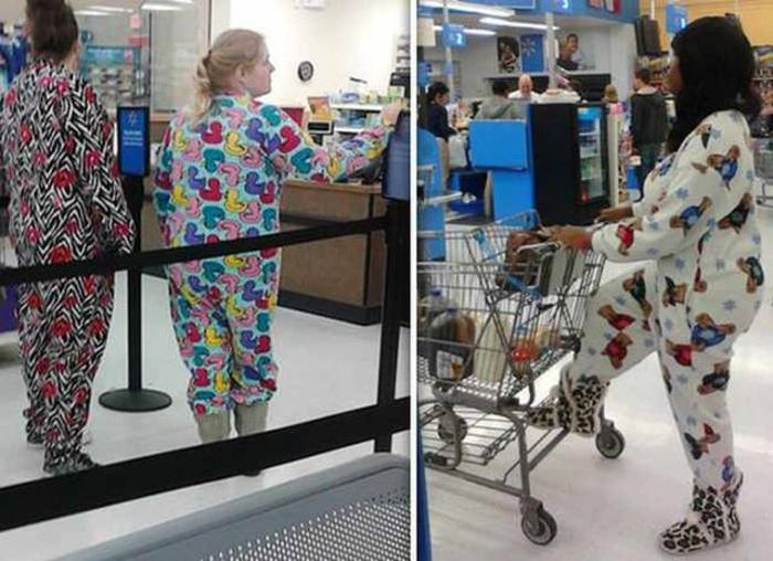 The People Of Walmart Always Wear The Most Cringeworthy Clothing (34 pics)