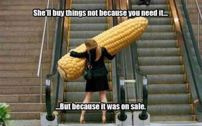 Funny But Frustrating Examples Of Female Logic (40 pics)