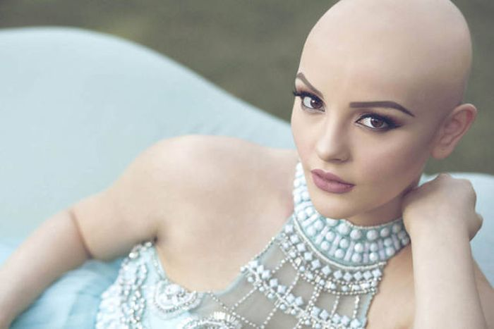 Cancer Couldn't Stop This Girl From Feeling Like A Princess (9 pics)
