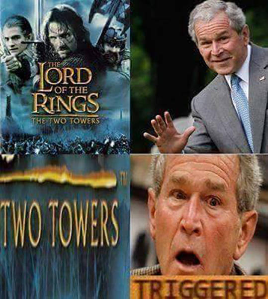 These Famous People And Characters Have Been Triggered (15 pics)
