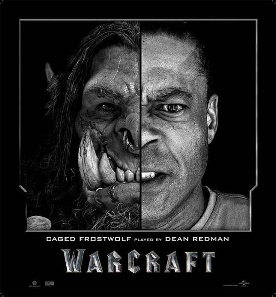 A Look At The Orcs Of Warcraft And The Actors Who Played Them (9 pics)