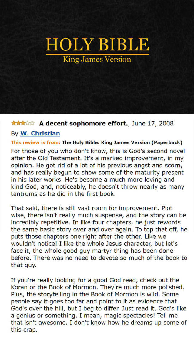 Hilarious Reviews You Can Only Find On Amazon (41 pics)