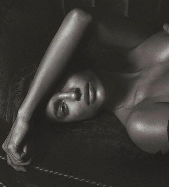 Irina Shayk Shows Some Skin On The Cover Of GQ Italy (3 pics)