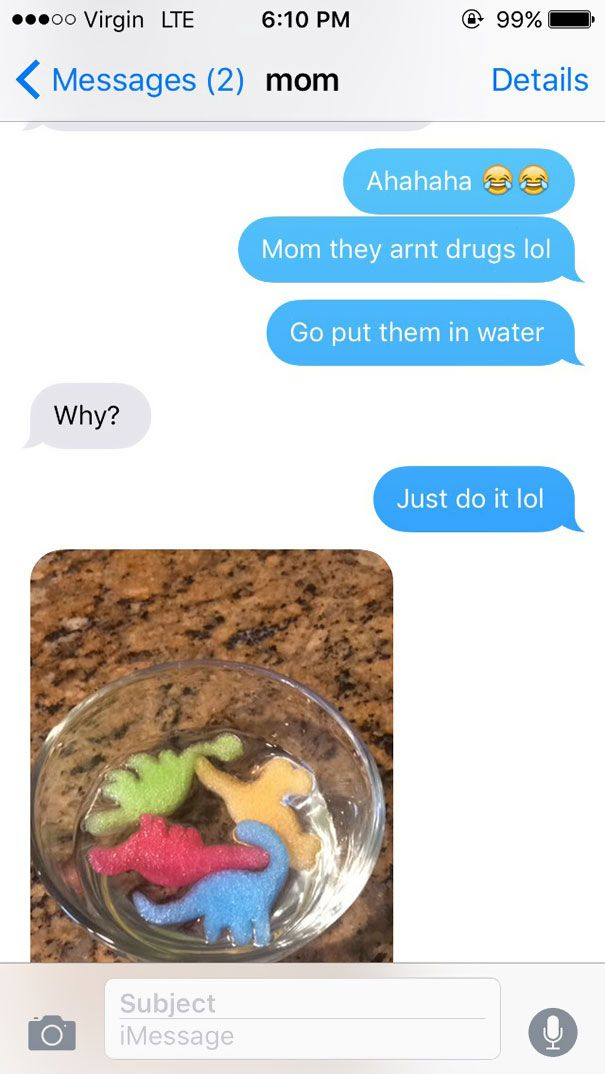 Mom Finds A Suspicious Bag Of Pills In Her Teenage Daughter's Room (4 pics)