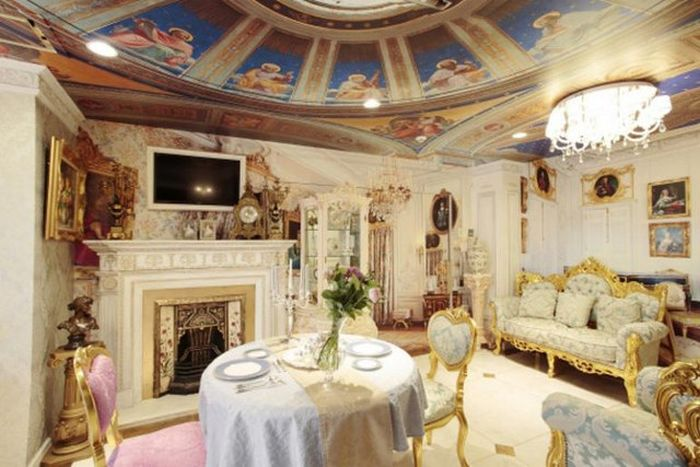 An Inside Look At The Fanciest Birthing Room In The World (8 pics)