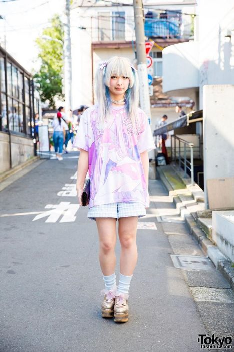 Strange Fashion Styles You Can Only See In Tokyo (30 pics)