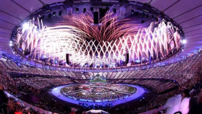 A Special Look At The Olympic Games Back In The Day And Today (22 pics)