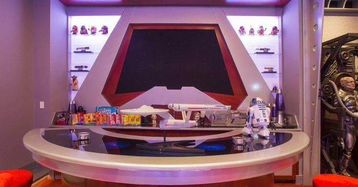 This $1.5-Million Home Theater Is Every Star Trek Fan's Dream Come True (5 pics + video)