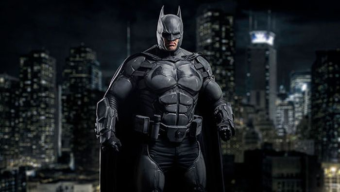 Epic Batman Cosplay Earns Creator A Spot In The Guinness World Records  (8 pics + video)