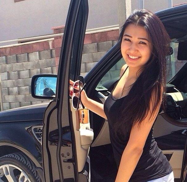 Kazakhstan girls pictures