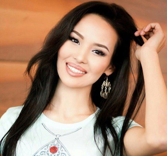 Beautiful kazakh girls