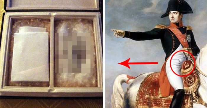 Historical Figures You Probably Didn't Know Had Body Parts Stolen From Them (7 pics)