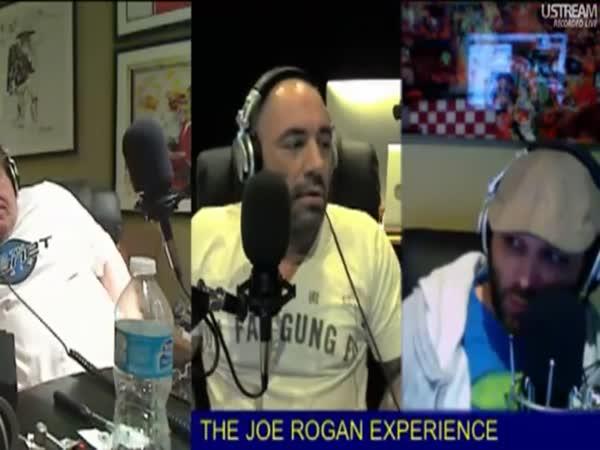 Epic Joey Diaz Rant On The Joe Rogan Show