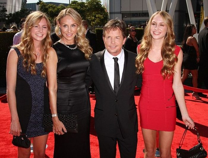 Famous Actors Hanging Out With Their Daughters (25 pics)