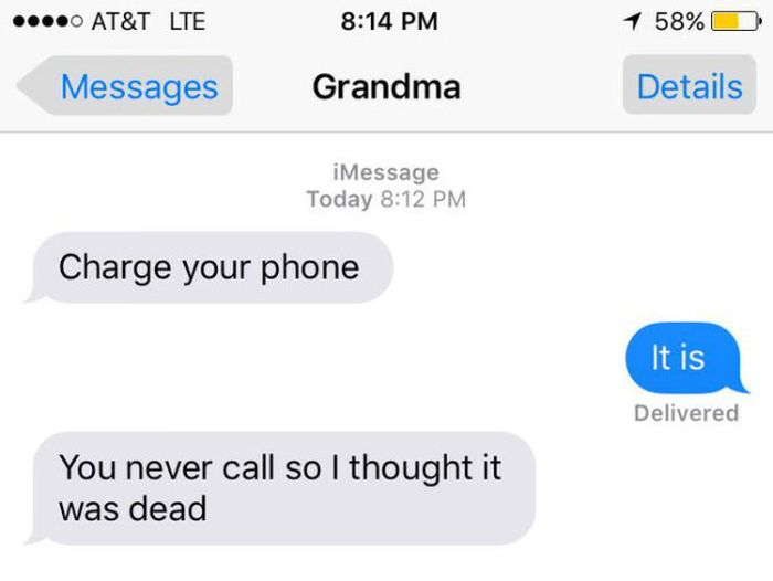 Grandmas That Are Absolute Savages (22 pics)