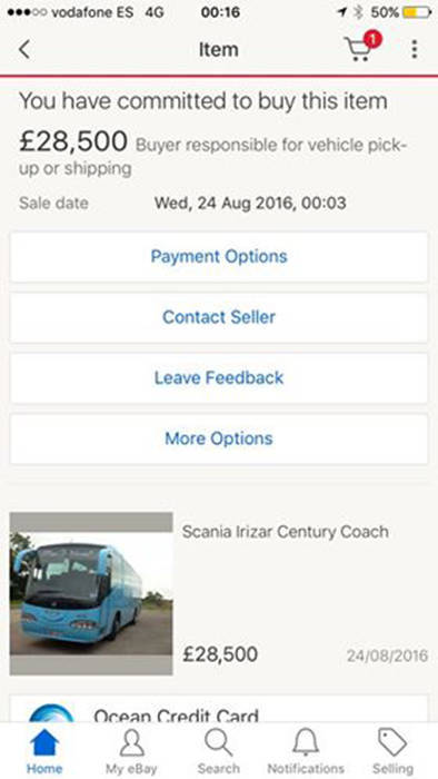 DJ Gets Drunk In Ibiza And Buys A Bus On Ebay (11 pics)