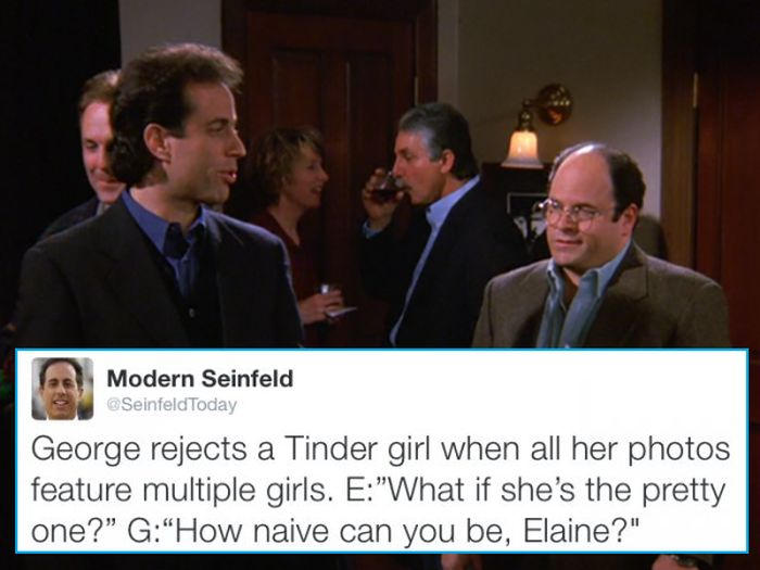 The 10 Most Hilarious Modern Seinfeld Tweets (10 pics)