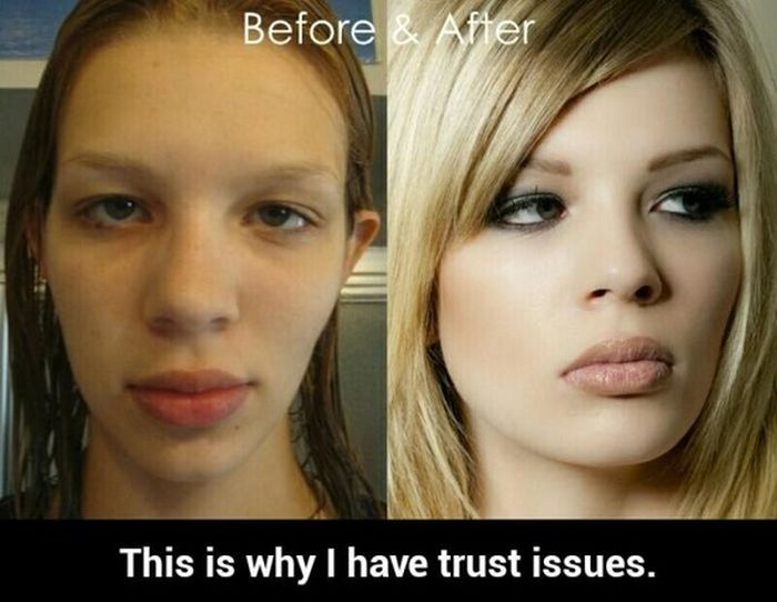 Legitimate Reasons Why People Have Serious Trust Issues (30 pics)