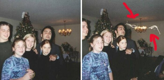 Terrifying Pictures That Will Make You Believe In Ghosts (18 pics)