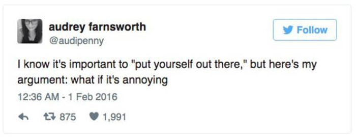 Introverts Share What It's Like To Be In Their Hilarious Heads (30 pics)