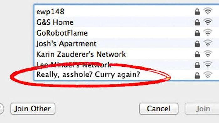 Genius WiFi Network Names Used To Troll The Neighbors (22 pics)