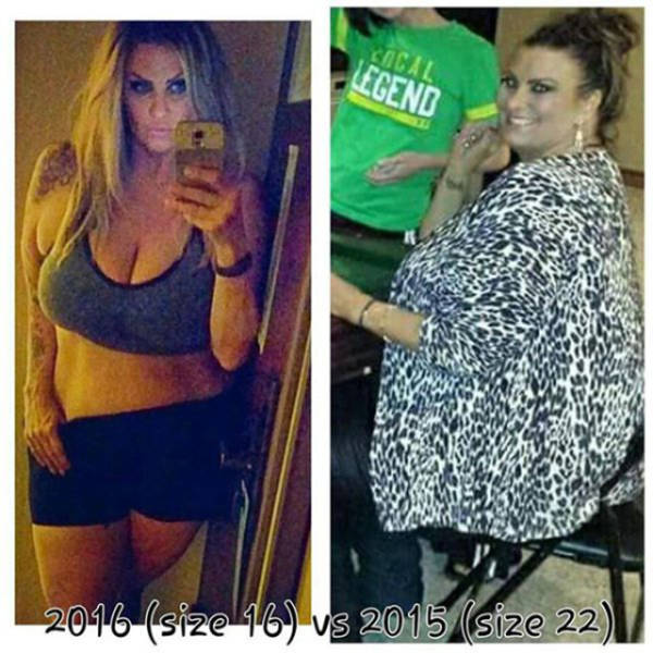Inspirational Body Transformations To Keep Your Motivation At An All Time High (39 pics)