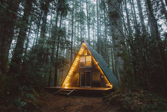 Secluded Cabins In The Woods That Are Perfect For A