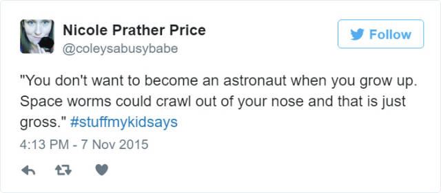 Twitter Users Reveal The Funniest Things Their Kids Have Ever Said (50 pics)