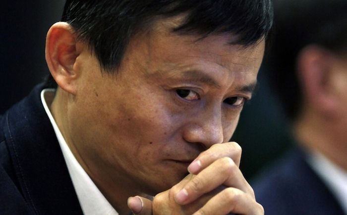 Jack Ma Reveals How Much Money People Need To Be Happy (2 pics)