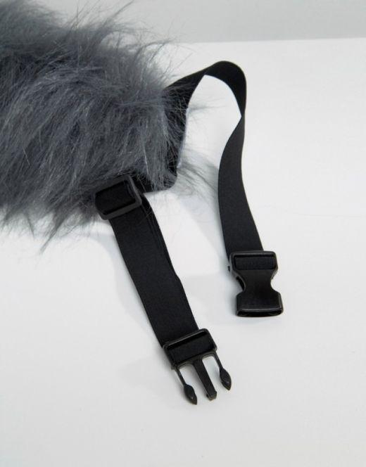 False Tails Are A Fun Fashion Trend (9 pics)