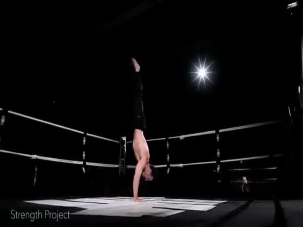 Superhuman Workout