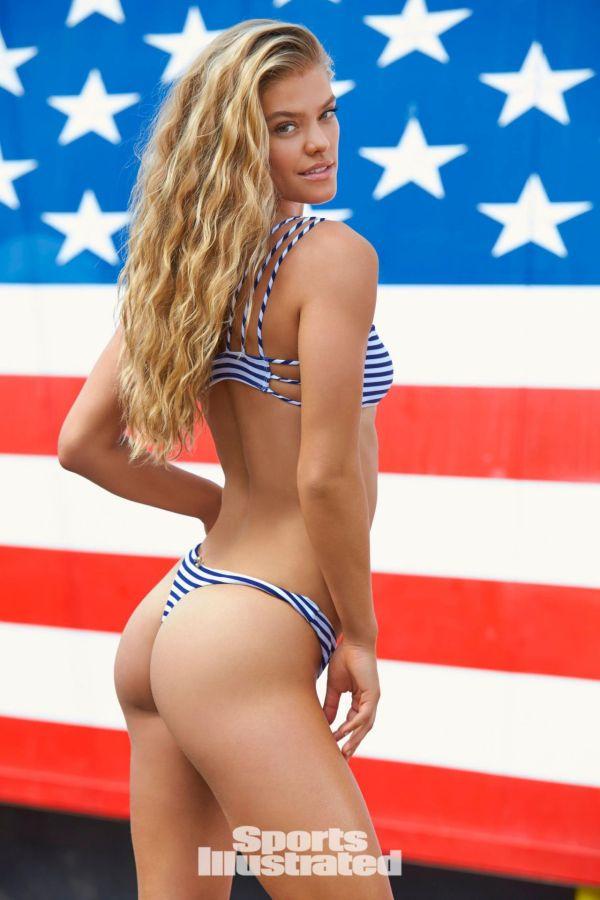 Leonardo DiCaprio's Love Nina Agdal Stuns In Sports Illustrated Bikini Photos (20 pics)