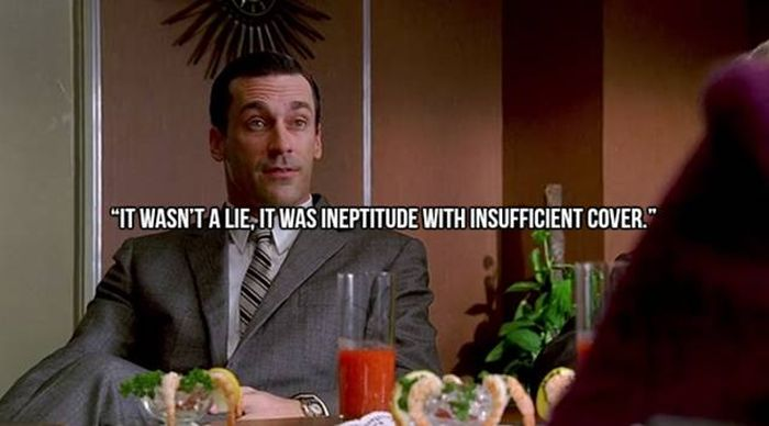 The Greatest Don Draper Quotes From Mad Men (25 pics)