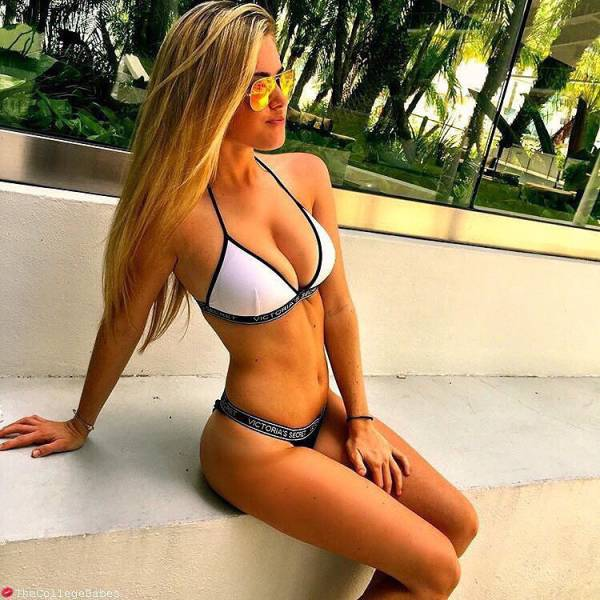 These Sexy Summer Babes Are A Real Treat For The Eyes (50 pics)