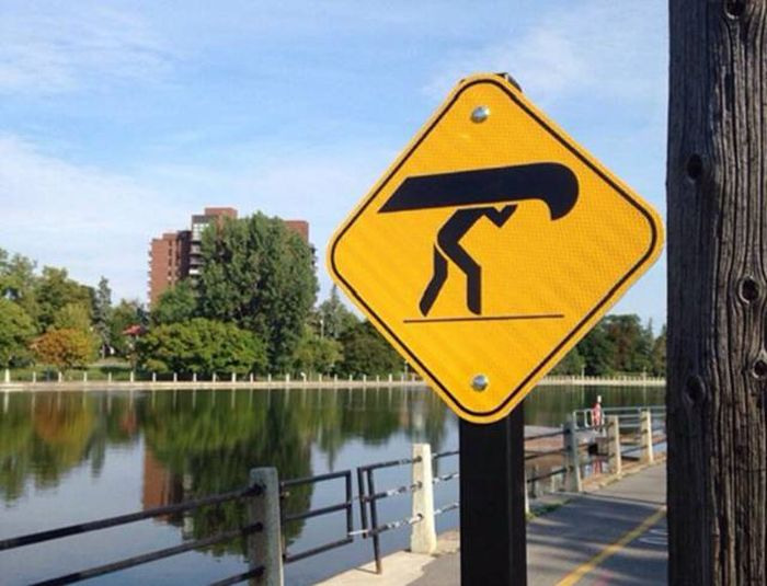 Canadians Are A Special Type Of Crazy And These Pictures Prove It (60 pics)