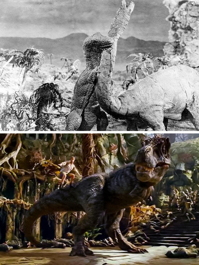The Incredible Evolution Of Special Effects In Movies (19 pics)