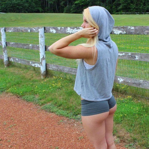 These Beautiful Girls Love To Put Their Best Butts Forward (60 pics)