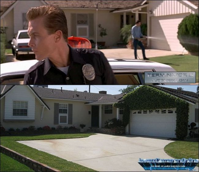 See What The Locations From Terminator 2 Look Like 25 Years Later (17 pics)
