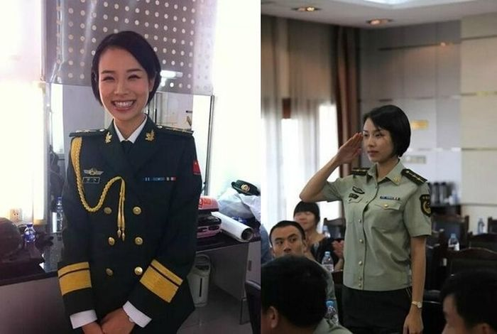 Chinese Soldier At The G20 Summit Now Being Called Prettiest Bodyguard (8 pics)
