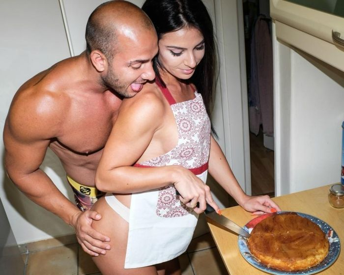 Porn Star Couple Describes Their Daily Life (11 pics)