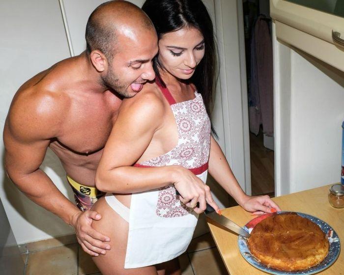 Porn Star Couple Describes Their Daily Life (11 pics)