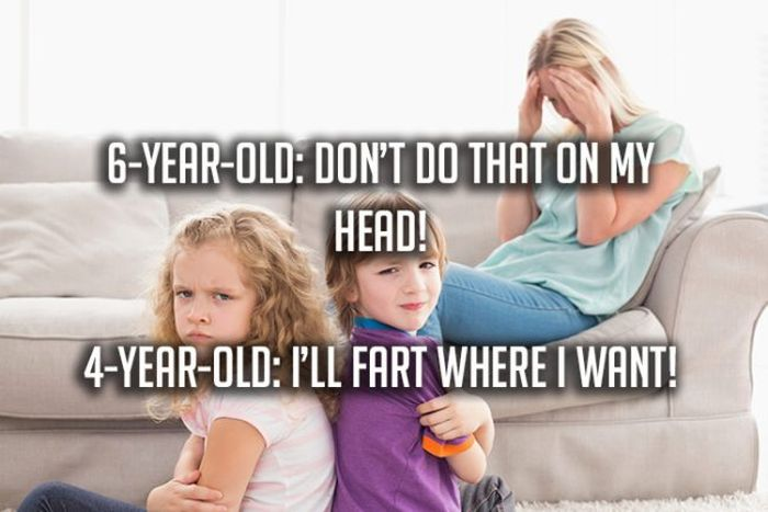 Hilariously Screwed-Up Things That Kids Have Said To Their Parents (15 pics)