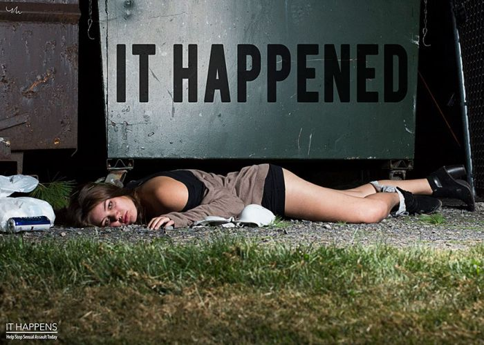 This Powerful Photo Series Inspired By Brock Turner Will Make You Think (8 pics)
