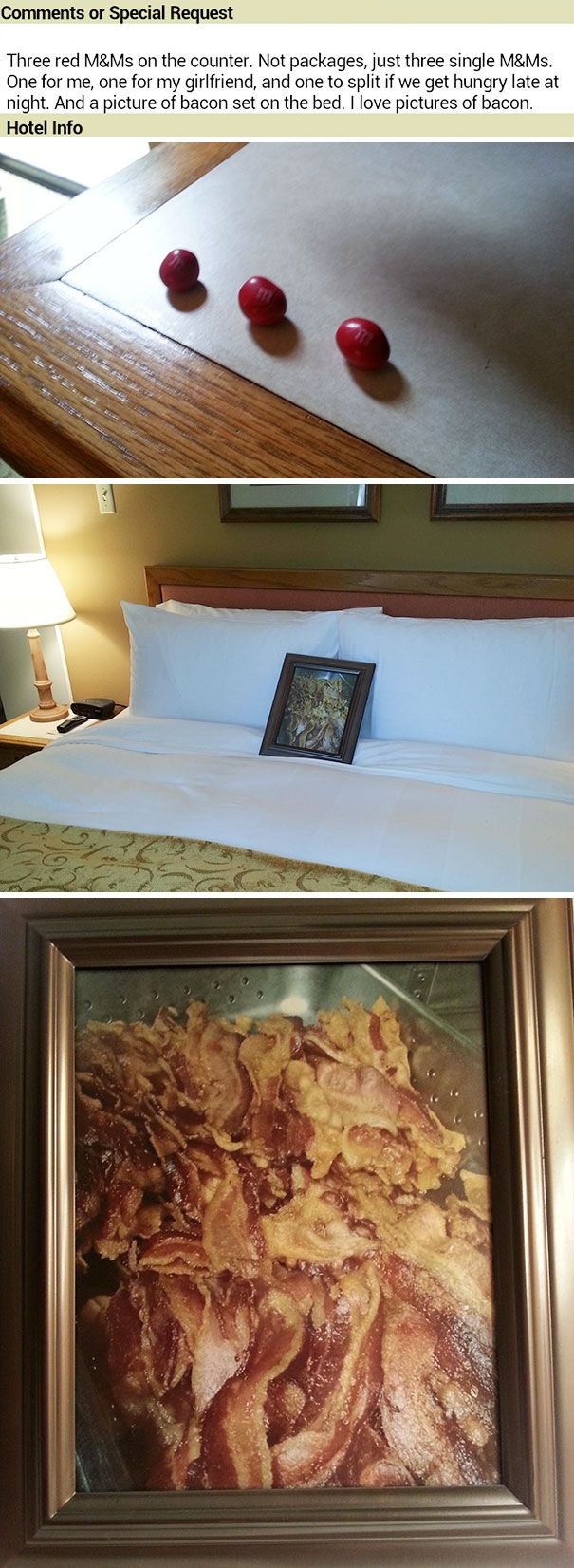 People Who Trolled Hotel Staff With Ridiculous Room Requests (18 pics)