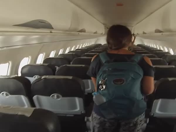 Flying A Plane All Alone