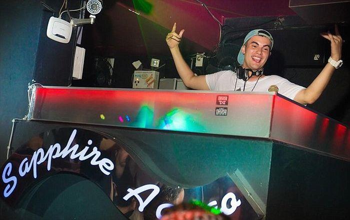 Australian DJ Gets 50 Years In Prison For 61 Ecstasy Pills (5 pics)