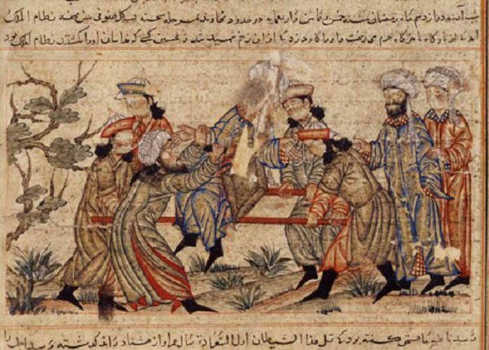 History's Most Dangerous Secret Societies Of Assassins (9 pics)