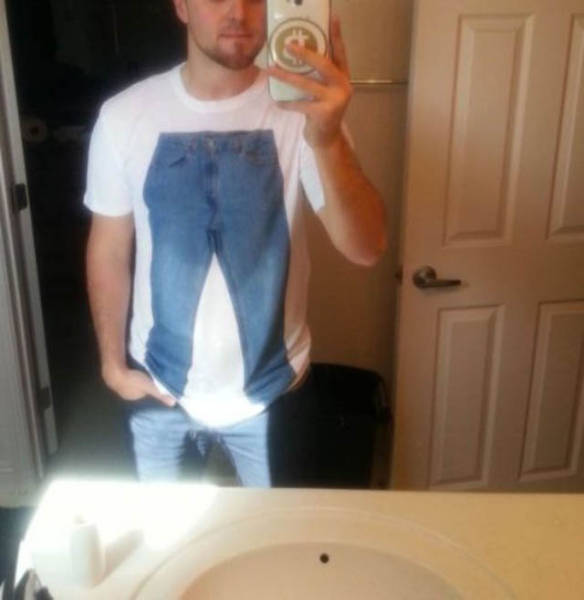 Awkward Fashion Fails That Will Make You Cringe So Much It Hurts (40 pics)