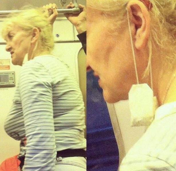 Awkward Fashion Fails That Will Make You Cringe So Much It Hurts (40 pics)