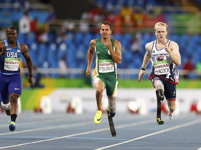 Paralympics Kick Off To Small Crowds In Brazil (7 pics)